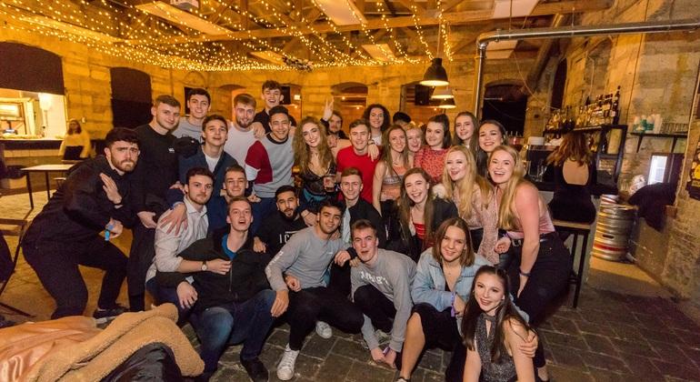 Generation Pub Crawl Budapest Hungary — #21