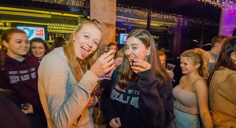 Generation Pub Crawl Budapest Hungary — #30
