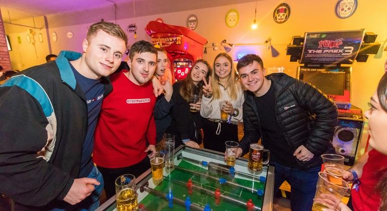 Generation Pub Crawl Budapest Hungary — #26