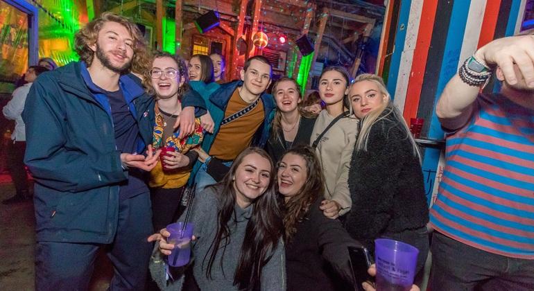 Generation Pub Crawl Budapest Hungary — #27