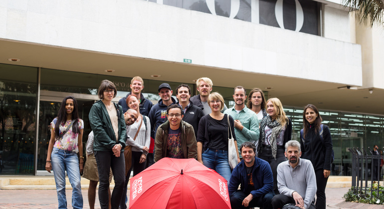 Free Walking Tour Bogota Colombia — #1