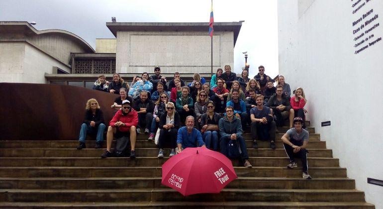Free Walking Tour Bogota Colombia — #6