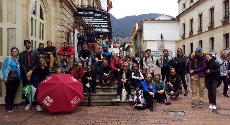 Free Walking Tour Bogota Colombia — #7