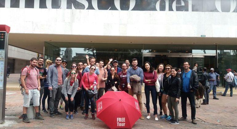 Free Walking Tour Bogota Colombia — #8