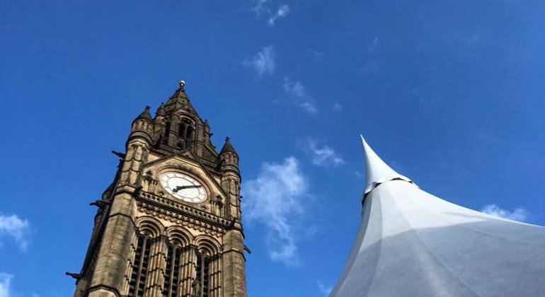 Free Manchester Walking Tours England — #1