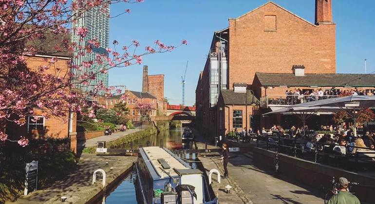 Free Manchester Walking Tours England — #5