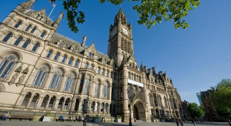 Free Manchester Walking Tours England — #7