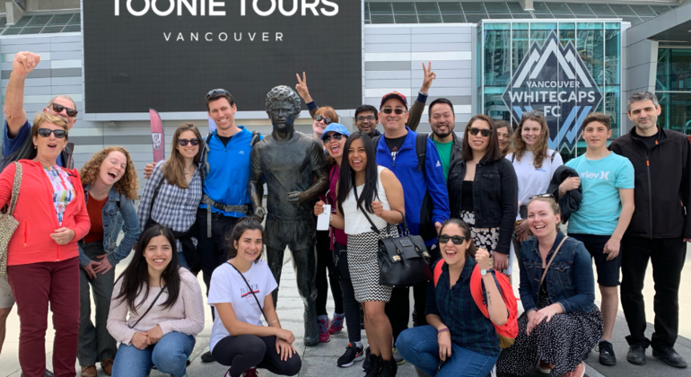 The Great Canadian Free Walking Tour Provided by Toonie Tours Vancouver