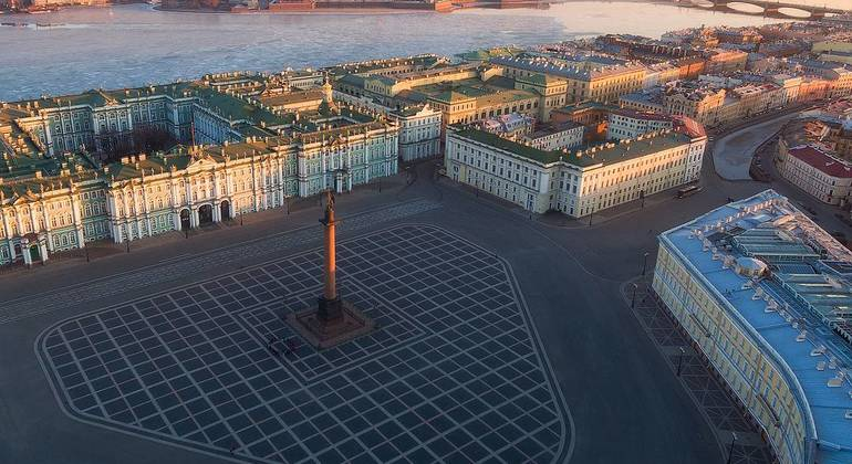 Sightseeing Free Tour Petersburg Provided by Ekaterina