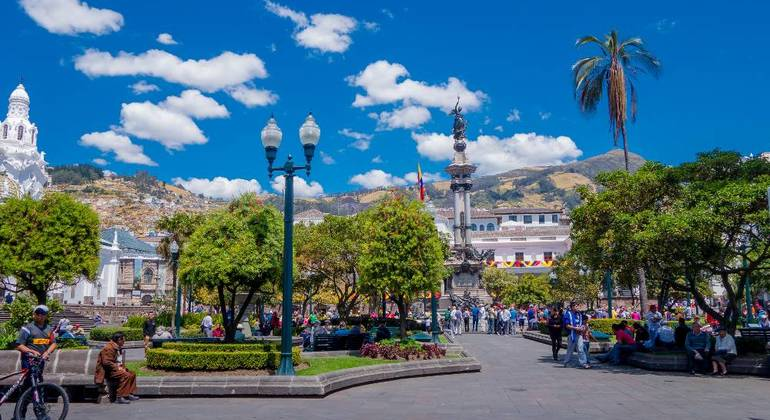Free Historical Center Tour of Quito Provided by Strawberry Tours