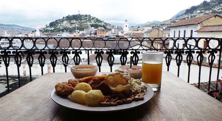 Free Food Tour Quito Provided by Strawberry Tours