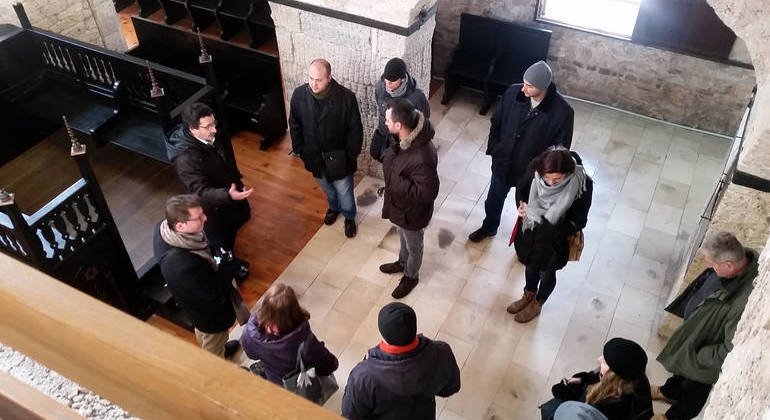 Jewish History Free Walking Tour Provided by Tallest Tourguide Tours