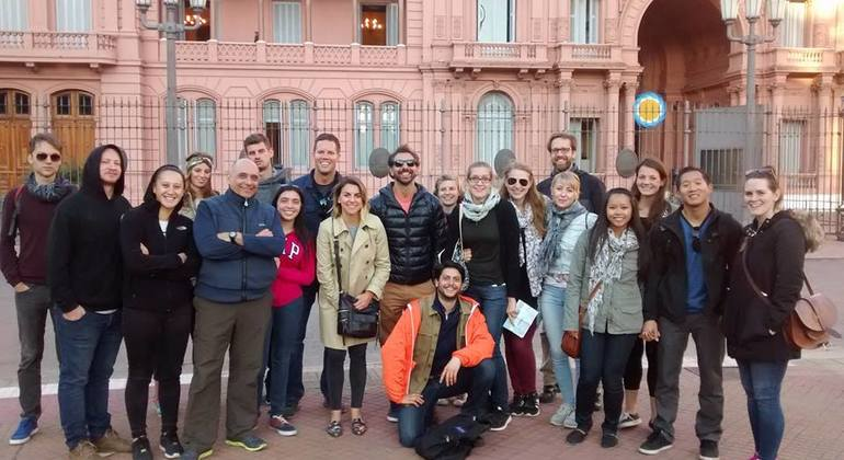 Buenos Aires Free Walks Argentina — #16