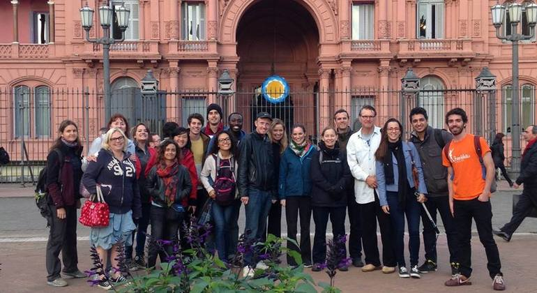 Buenos Aires Free Walks Argentina — #24