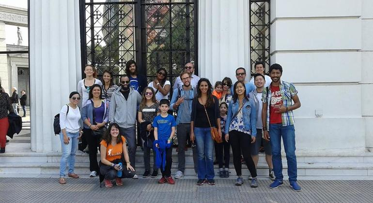 Buenos Aires Free Walks Argentina — #25