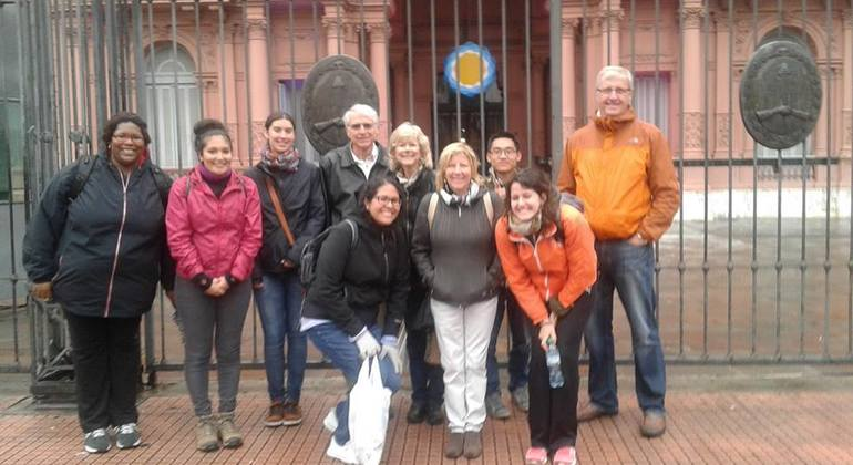 Buenos Aires Free Walks Argentina — #28