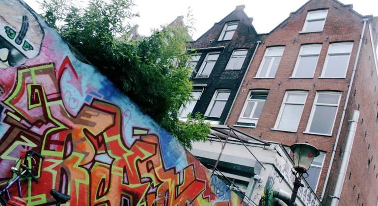 Street Art n Alternative Amsterdam Walking Tour Netherlands — #2