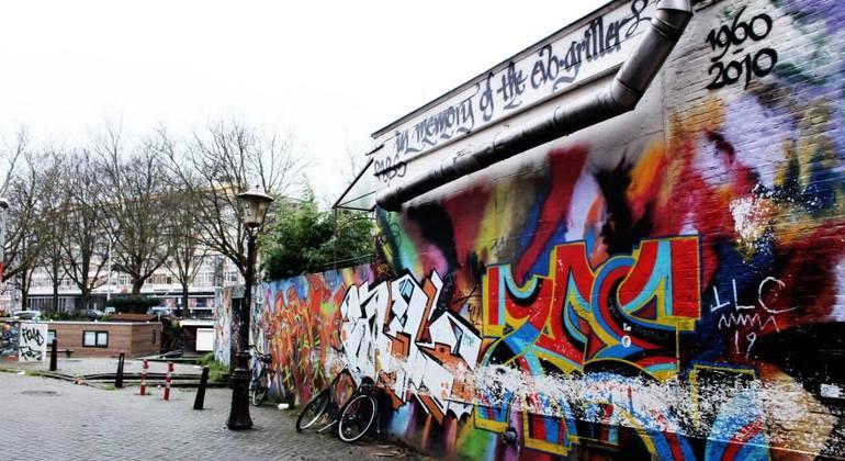 Street Art n Alternative Amsterdam Walking Tour Netherlands — #4