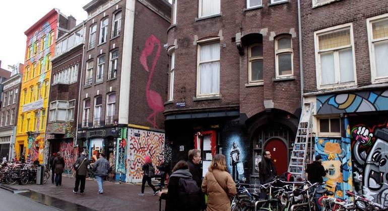 Street Art n Alternative Amsterdam Walking Tour Netherlands — #7