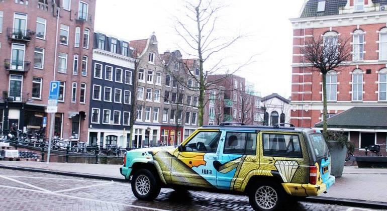 Street Art n Alternative Amsterdam Walking Tour Netherlands — #8