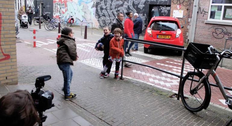 Street Art n Alternative Amsterdam Walking Tour Netherlands — #11