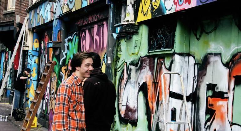 Street Art n Alternative Amsterdam Walking Tour Netherlands — #14