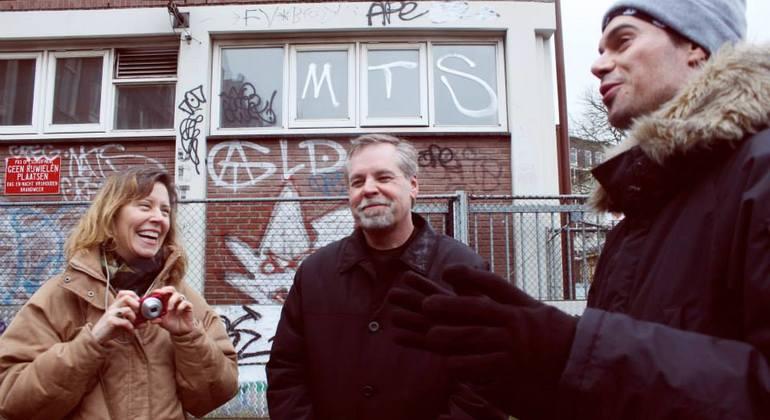 Street Art n Alternative Amsterdam Walking Tour Netherlands — #16