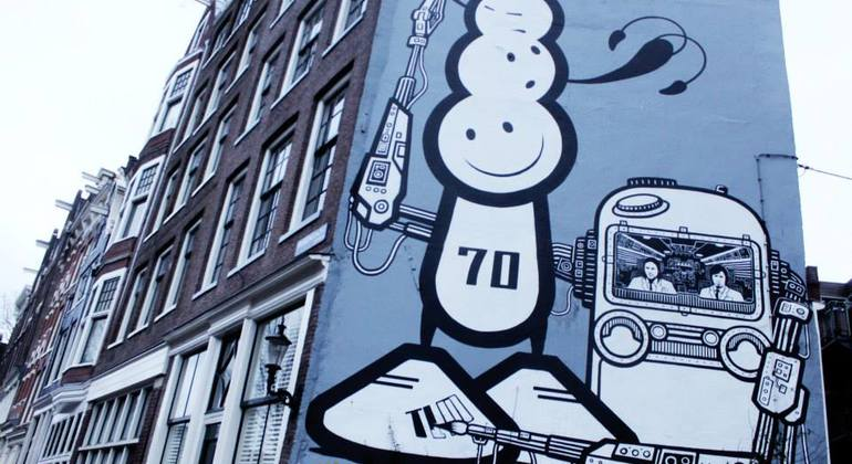 Street Art n Alternative Amsterdam Walking Tour Netherlands — #18