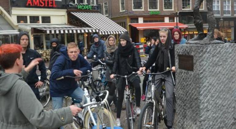 Alternative Amsterdam Bike Tour Provided by Alltournative Amsterdam