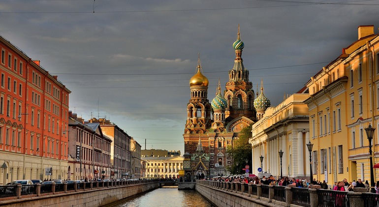 City Center of St Petersburg Free Walking Tour Provided by Evgeniya Andreeva
