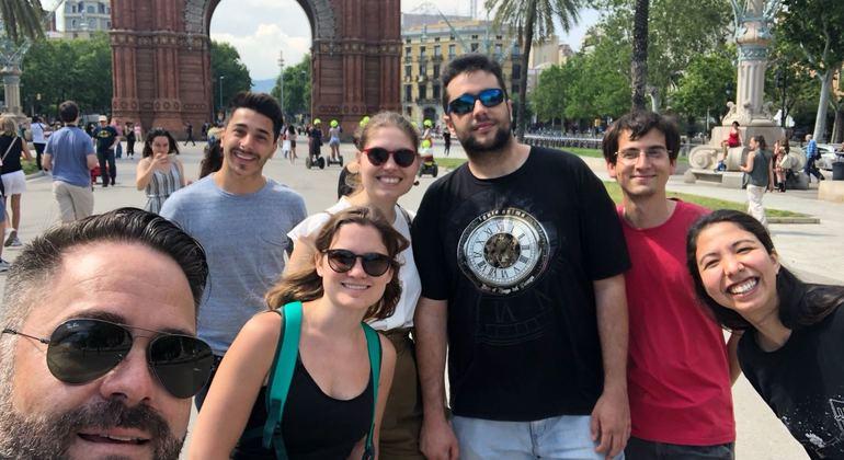 "Free Barcelona ""El Born"" Tour Spain — #3"