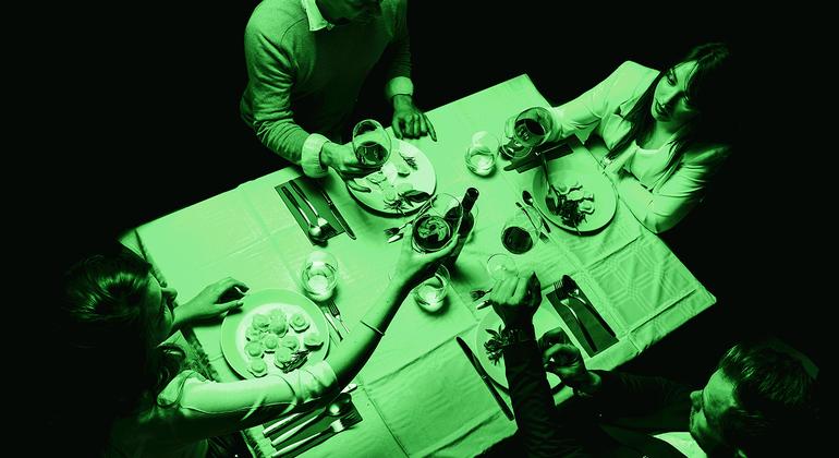 Dinner in the Dark - Food Tour Ljubljana Provided by Dinner in the dark