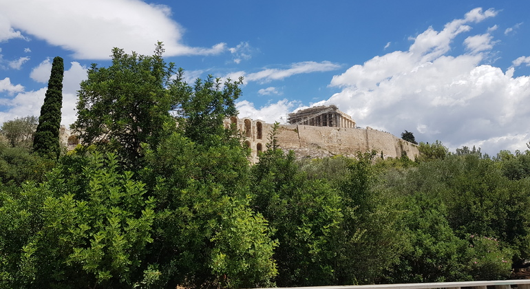 Free Tour in Spanish in  Athens Greece — #5