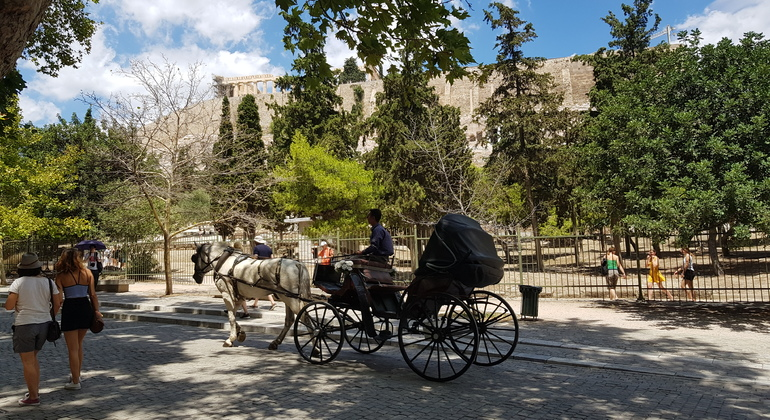 Free Tour in Spanish in  Athens Greece — #6