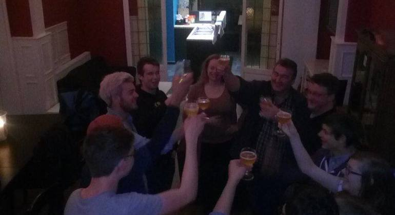 Belgian Beer Tasting in Bruges Provided by Can You Handle It Tours