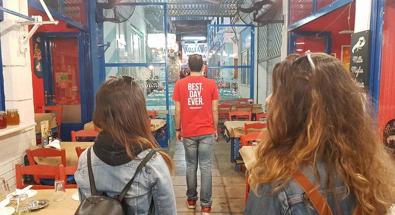 Made in Thessaloniki Shopping Tour Provided by Thessaloniki Urban Adventures