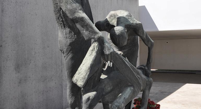Sachsenhausen Memorial (ex concentration camp) Free Tour Germany — #11
