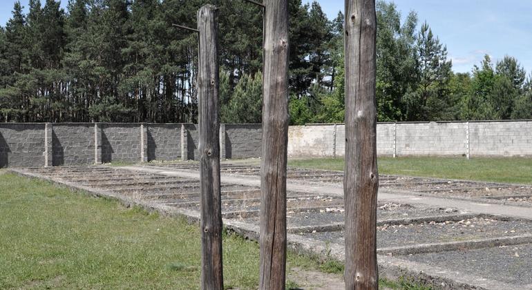 Sachsenhausen Memorial (ex concentration camp) Free Tour Germany — #10
