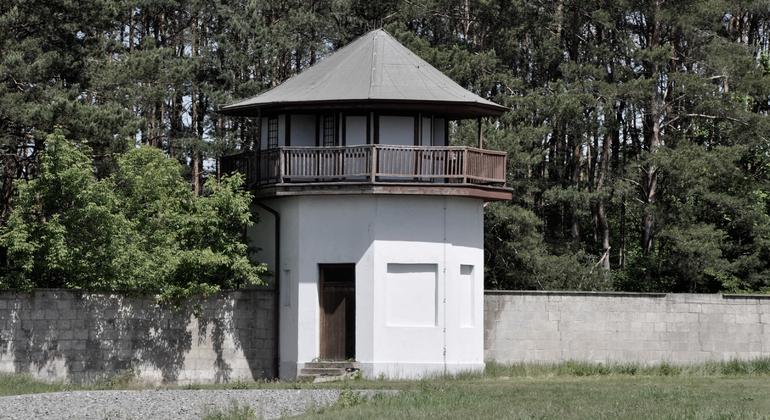 Sachsenhausen Memorial (ex concentration camp) Free Tour Germany — #8