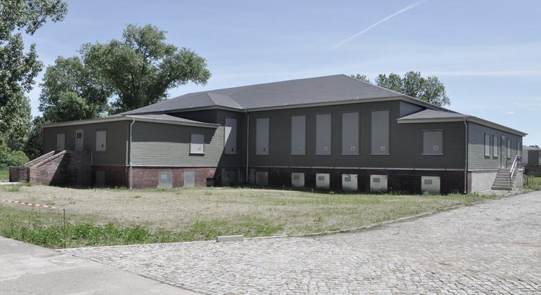 Sachsenhausen Memorial (ex concentration camp) Free Tour Germany — #5
