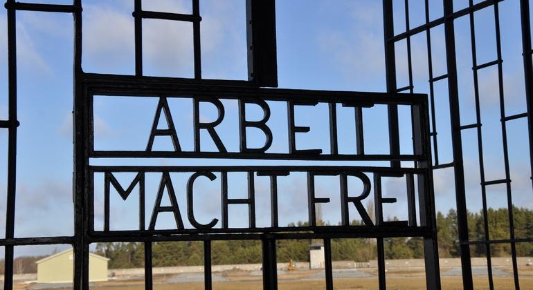 Sachsenhausen Memorial (ex concentration camp) Free Tour Germany — #4