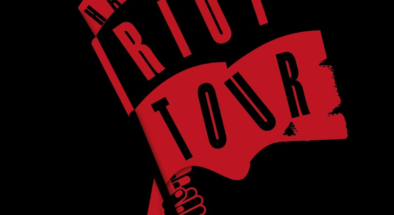 Riot Tour Hamburg Provided by Rabbl Tours
