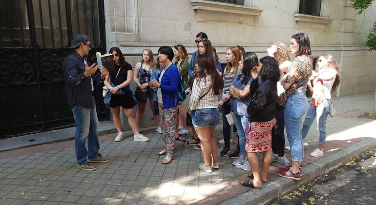 The Route of El Chato Tour Free España — #5
