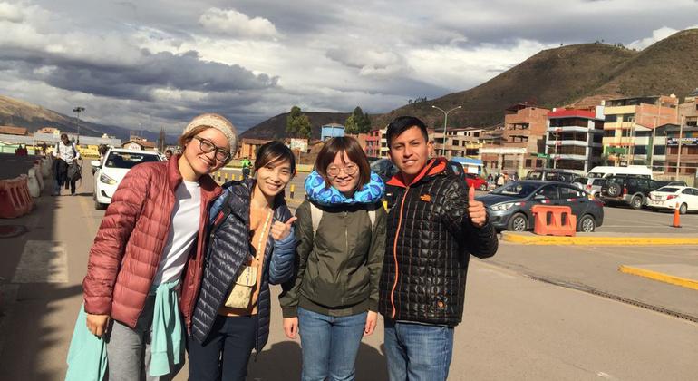 Recojo Del Aeropuerto Cusco Por 2 Personas Cusco Freetour Com