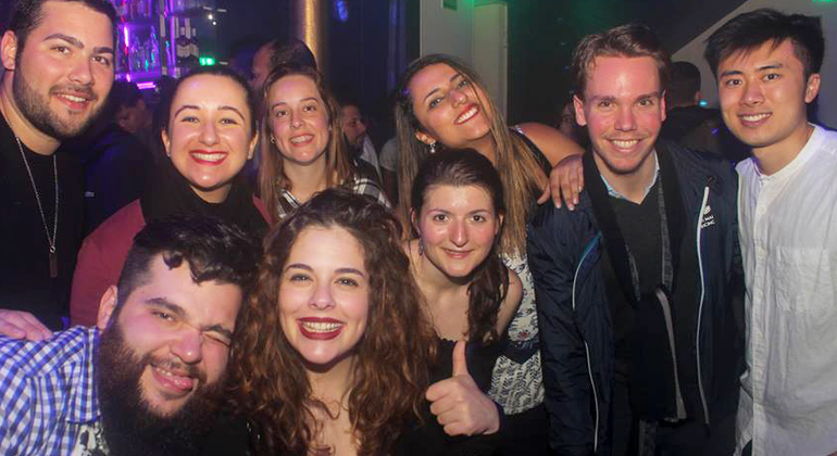 Pub Crawl Porto Provided by City Lovers Tours