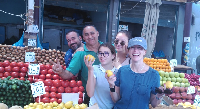 Athens Free Food Tour in Small Groups Provided by Athens Free Food Tour