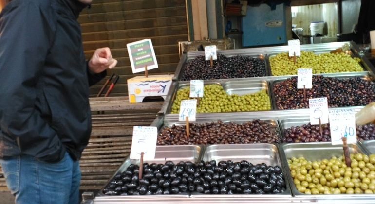 Athens Free Food Tour in Small Groups Greece — #16