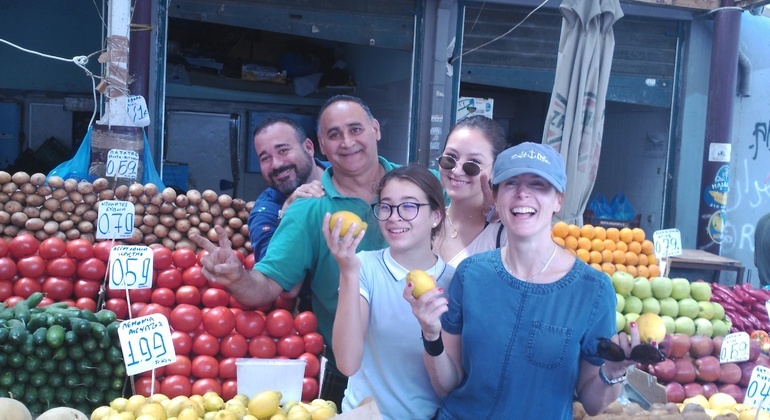 Athens Free Food Tour in Small Groups Greece — #20