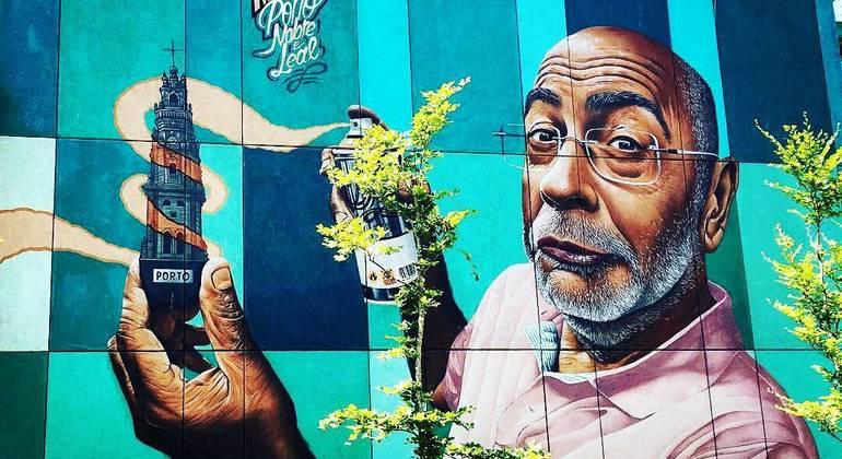 Street Art Walking Tour Operado por Urban Art Porto