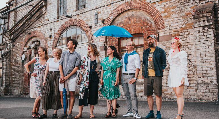 Communist Stories of Tallinn Walking Tour Provided by EstAdventures